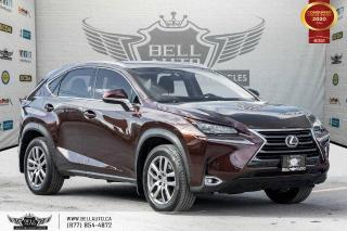 Used 2016 Lexus NX 200t NO ACCIDENTS, AWD, NAVI, B.SPOT, REAR CAM, SUNROOF. for sale in Toronto, ON