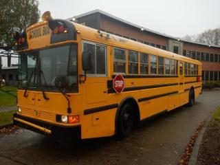 Used 2014 International PB305 48 Passenger Diesel Bus With Air Brakes for sale in Burnaby, BC