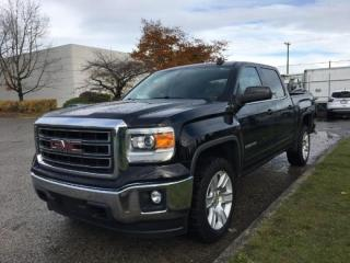 Used 2015 GMC Sierra 1500 SLE Crew Cab Short Box 4WD for sale in Burnaby, BC