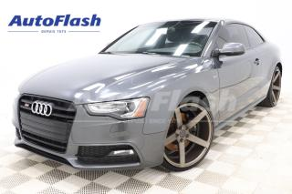 Used 2015 Audi S5 Techink S-Line 3.0L Supercharged *Bang-&-O for sale in Saint-Hubert, QC