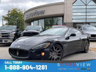 Used 2010 Maserati GranTurismo for sale in Scarborough, ON