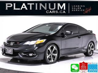 Used 2014 Honda Civic Si, COUPE, MANUAL, SUNROOF, EXHAUST for sale in Toronto, ON