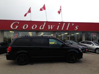 Used 2020 Dodge Grand Caravan GT! CLEAN CARFAX! HEATED LEATHER! REMOTE START! for sale in Aylmer, ON