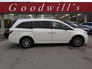 Used 2013 Honda Odyssey EX! CLEAN CARFAX! CAM! BT! HEATED SEATS! for sale in Aylmer, ON