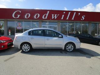 Used 2011 Nissan Sentra HEATED SEATS! 4CYL AUTOMOTIC , for sale in Aylmer, ON