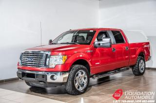 Used 2012 Ford F-150 MAGS 20POUCE+AWD+AIR+BLUETOOTH+GR.ELECT for sale in Laval, QC
