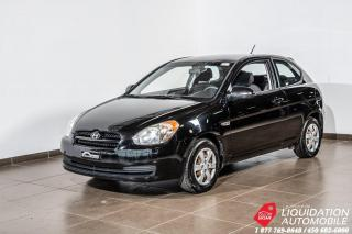 Used 2008 Hyundai Accent GR.ELECT+A/C for sale in Laval, QC