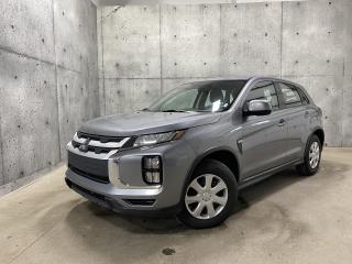 Used 2020 Mitsubishi RVR AWC SIEGES CHAUFFANT * APPLE CARPLAY ET ANDROID * CAMERA *  AWD * GARANTIE for sale in St-Nicolas, QC