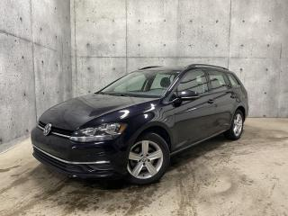 Used 2019 Volkswagen Golf Sportwagen COMFORTLINE DSG 4MOTION CARPLAY ET ANDROID CAMERA SIEGES CHAUFFANT GARANTIE for sale in St-Nicolas, QC