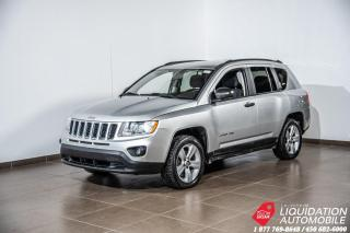 Used 2011 Jeep Compass 4X4+MAGS+A/C+REG DE VITESSE for sale in Laval, QC