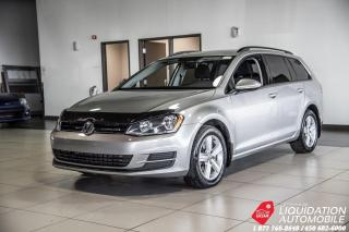 Used 2016 Volkswagen Golf Sportwagen TSI+MAGS+CAM/RECUL+SIEG/CHAUFF+GR.ELECT for sale in Laval, QC
