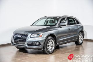 Used 2015 Audi Q5 TFSI QUATTRO+TOIT+CUIR+MAGS for sale in Laval, QC