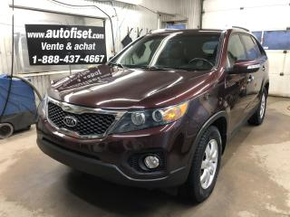 Used 2012 Kia Sorento TRACTION AVANT 4dr I  LX  $52./sem.+taxes for sale in St-Raymond, QC