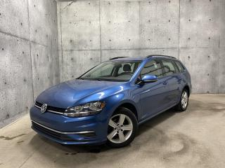 Used 2019 Volkswagen Golf Sportwagen COMFORTLINE DSG 4MOTION CARPLAY ET ANDROID BLUETOOTH CAMERA ET SIEGES CHAUFFANT for sale in St-Nicolas, QC