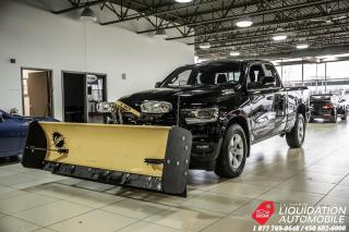 Used 2020 RAM 1500 HEMI 5.7L PELLE+SALEUSE AWD+VOLANT/SIEGES CHAUFF for sale in Laval, QC