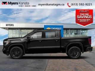 New 2021 GMC Sierra 1500 Elevation  -  Android Auto for sale in Kanata, ON