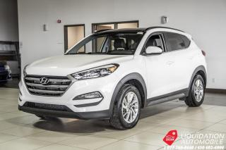 Used 2016 Hyundai Tucson Luxury AWD+TOIT PANO+VOLANT/SIEGES CHAUFF+MAGS for sale in Laval, QC