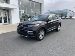 Used 2021 Ford Explorer XLT, quatre roues motrices for sale in Victoriaville, QC