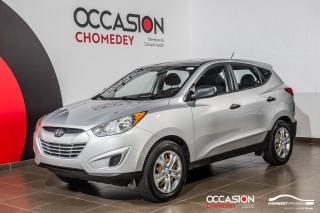 Used 2013 Hyundai Tucson GR.ELECT+AIR+SIEGES CHAUFFANTS for sale in Laval, QC