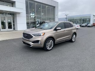 Used 2020 Ford Edge Titanium TI for sale in Victoriaville, QC