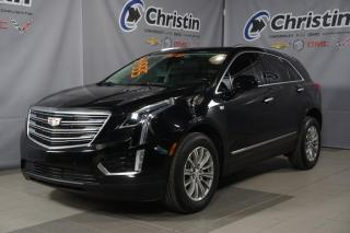 Used 2018 Cadillac XT5 AWD LUXURY SUNROOF GPS SIEGE ET VOLANT CHAUFFANT for sale in Montréal, QC