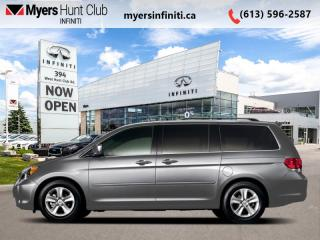 Used 2010 Honda Odyssey Touring  - Navigation -  Sunroof for sale in Ottawa, ON