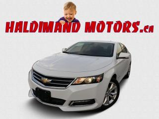 Used 2020 Chevrolet Impala LT 2WD for sale in Cayuga, ON