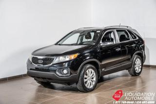Used 2011 Kia Sorento EX V6 AWD+PUSHSTART+CUIR+MAGS+SIEG CHAUFF for sale in Laval, QC
