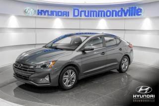 Used 2020 Hyundai Elantra PREFERRED + GARANTIE + CAMERA + A/C + W for sale in Drummondville, QC