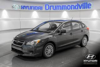Used 2012 Subaru Impreza TOURING + GARANTIE + 47 601 KM + A/C + W for sale in Drummondville, QC