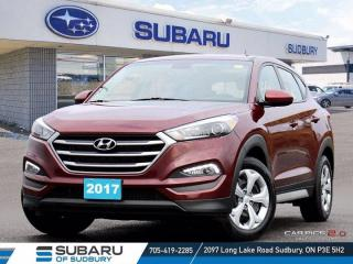Used 2017 Hyundai Tucson SE - ONE OWNER - CLEAN CARFAX !! for sale in Sudbury, ON