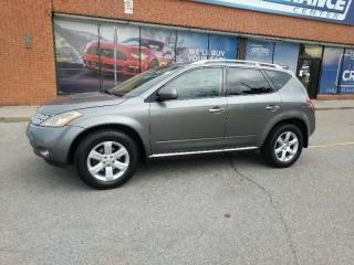 Used 2006 Nissan Murano SE for sale in Mississauga, ON