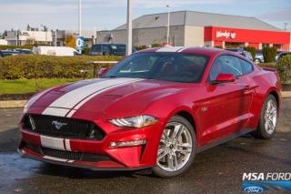 New 2020 Ford Mustang GT Premium for sale in Abbotsford, BC