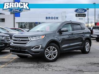 Used 2015 Ford Edge SEL for sale in Niagara Falls, ON