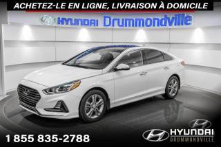 Used 2019 Hyundai Sonata LUXURY + GARANTIE + NAVI + TOIT PANO + W for sale in Drummondville, QC