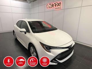 Used 2019 Toyota Corolla HATCHBACK - SE - SIÈGES CHAUFFANTS for sale in Québec, QC