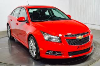 Used 2014 Chevrolet Cruze 2LT CUIR TOIT BLUETOOTH for sale in St-Hubert, QC