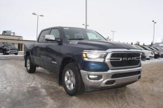 New 2021 RAM 1500 Big Horn for sale in Swift Current, SK