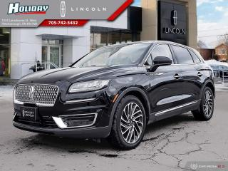 Used 2020 Lincoln Nautilus RESERVE for sale in Peterborough, ON
