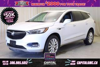 Used 2020 Buick Enclave Essence AWD*LEATHER*SUNROOF*NAV* for sale in Regina, SK