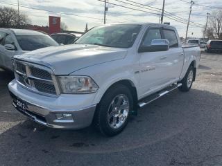 Used 2012 RAM 1500 Laramie for sale in Peterborough, ON