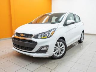 Used 2020 Chevrolet Spark LT CAMÉRA ÉCRAN TACTILE *ANDROID / APPLE CARPLAY* for sale in St-Jérôme, QC