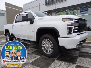 New 2021 Chevrolet Silverado 2500 HD High Country for sale in Prince Albert, SK