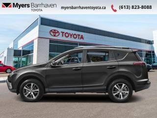 Used 2018 Toyota RAV4 XLE  - Sunroof -  Power Tailgate - $189 B/W for sale in Ottawa, ON