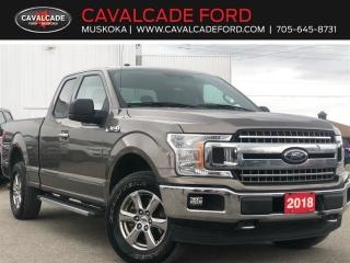 Used 2018 Ford F-150 XLT for sale in Bracebridge, ON