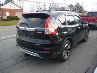 Used 2015 Honda CR-V AWD 5dr Touring for sale in Ste-Marie, QC