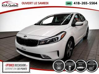 Used 2018 Kia Forte LX+* AT* CARPLAY* SIEGES CHAUFFANTS* for sale in Québec, QC