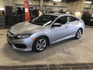 Used 2018 Honda Civic LX CVT for sale in Gatineau, QC