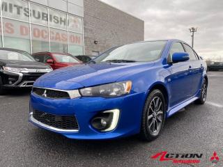 Used 2016 Mitsubishi Lancer SE LTD+TOIT+AUTO+MAGS 16+CAMÉRA DE RECUL+A/C for sale in St-Hubert, QC