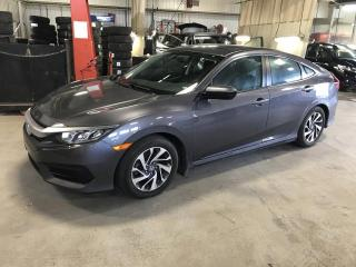 Used 2016 Honda Civic EX 4 portes CVT for sale in Gatineau, QC